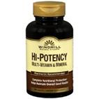 Windmill Hi-Potency Multi-Vitamin & Mineral 90 Tablets