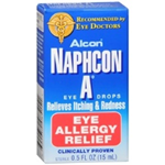 Alcon Naphcon A Eye Allergy Relief 0.5 fl oz