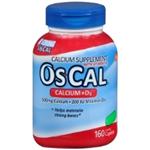 OS-CAL CALCIUM+D3 160 CAPLETS
