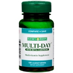 NATURE'S BOUNTY MULTI-DAY 100 TABLETS