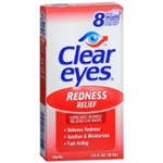 Clear Eyes Redness Relief 1 fl oz