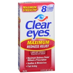 Clear Eyes Maximum Redness Relief 0.5 fl oz