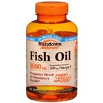 SUNDOWN FISH OIL 1000 MG 144 SOFTGELS