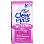 Clear Eyes Triple Action 0.5 fl oz