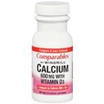 WINDMILL CALCIUM +D3 60 TABLETS