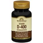 WINDMILL VITAMIN D-400 250 TABLETS