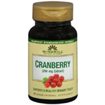 WINDMILL CRANBERRY 60 CAPSULES