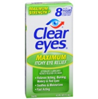Clear Eyes Maximum Itchy Eye Relief 0.5 fl oz