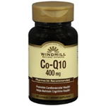 WINDMILL CO-Q10 400 MG 30 CAPSULES
