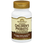 WINDMILL CHILREN'S PROBIOTIC 100 TABLETS