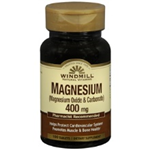 WINDMILL MAGNESIUM 400 MG 100 TABLETS