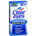 Clear Eyes Contact Lens Multi-Action Relief 0.5 fl oz