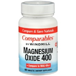 WINDMILL MAGNESIUM OXIDE 60 TABLETS