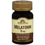 WINDMILL MELATONIN 5 MG 60 TABLETS