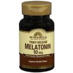 WINDMILL MELATONIN 10 MG 60 TABLETS