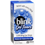 Blink Tears Gel Tears 0.34 fl oz