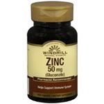 WINDMILL ZINC 50 MG 100 TABLETS