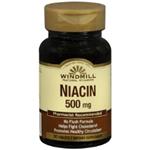 WINDMILL NIACIN 500  MG 30 TABLETS