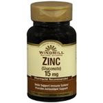 WINDMILL ZINC 15 MG 100 TABLETS