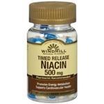 WINDMILL NIACIN 500 MG 60 CAPSULES