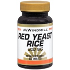 WINDMILL RED YEAST RICE 600 MG 60 TABLETS
