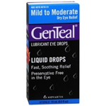 GenTeal Mild to Moderate Dry Eye Relief 15 ml