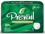 Prevail Adult Diapers 18 Large