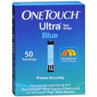 One Touch Ultra Blue 50 Test Strips