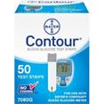 Bayer Contour 50 Test Strips