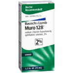 Bausch and Lomb Muro 128, 2% 0.5 fl oz