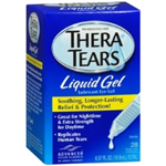 Thera Tears Liquid Eye Gel 28 Single-Use Containers  0.57 fl oz