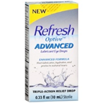 Refresh Optive Advanced Lurbricant Eye Drops