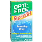 Opti-Free Replenish Rewetting Drops 1/3 fl oz