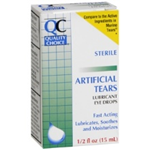 Quality Choice Artifical Tears 0.5 fl oz