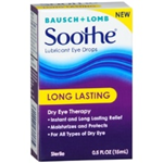 Bausch and Lomb Soothe Long Lasting Eye Drops 0.5 fl oz