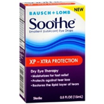 Bausch and Lomb Soothe Xtra Protection Eye Drops 0.5 fl oz