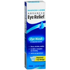 Bausch and Lomb Advanced Eye Relief Eye Wash 4 fl oz