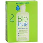 Bausch and Lomb Bio True Multi-Purpose Solution 2 pack 10 fl oz each