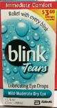 Blink Tears - Lubricating Eye Drops