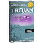 Trojan Ultra Thin Condoms (3 Ct.)