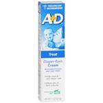 A+D Diaper Rash Cream with Aloe (42.5G)