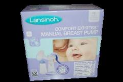 Lansinoh Comfort Express Manual Breast Pump