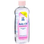 QC Baby Oil (14 Oz.)