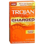 Trojan Charged Condoms (10 Ct.)