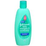 Johnson's Baby Shampoo & Conditioner