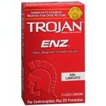 Trojan ENZ Condoms (12 Ct.)