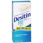 Desitin Rapid Relief cream 2 oz