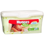 Huggeies wipes (64 Wipes)