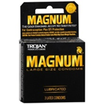 Magnum Condoms (3 Ct.)