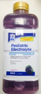 Pediatric Elctrolyte Grape  Flover